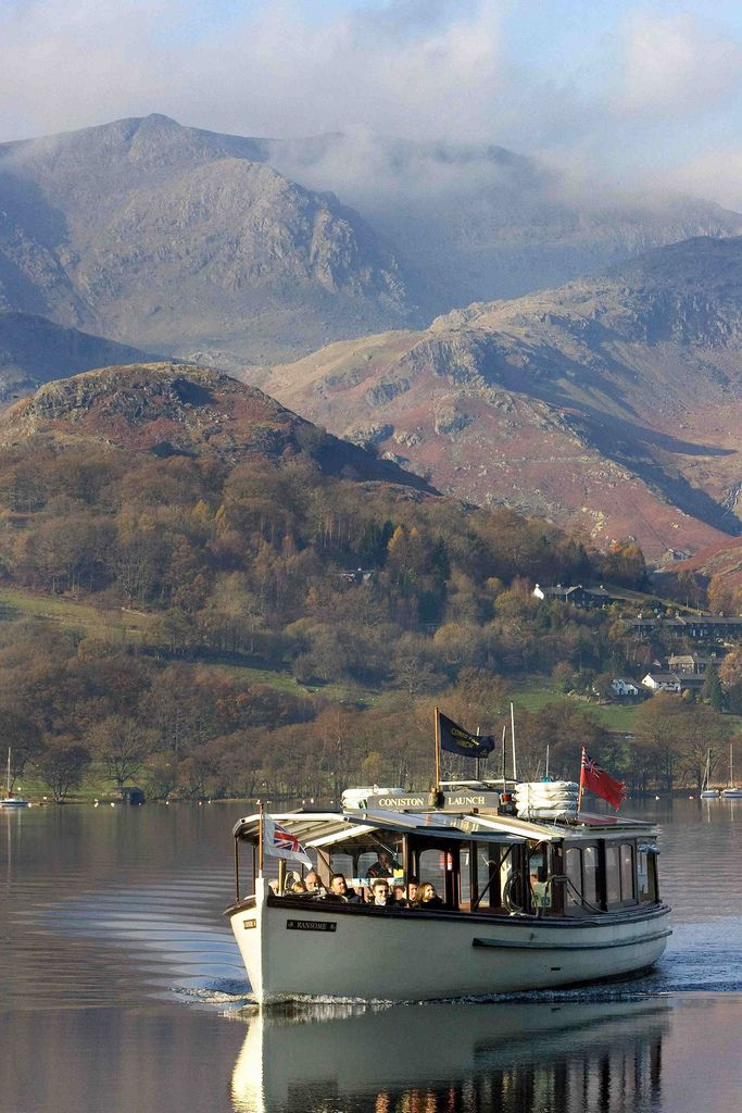 Coniston Ferry, Cumbria. Book accommodation nearby using www.thebandbdirectory.co.uk.