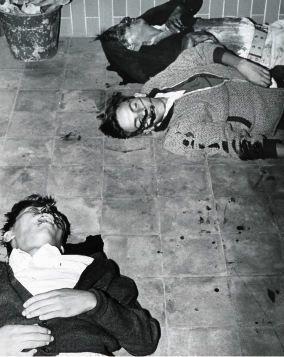 foto 2 masacre de Tlatelolco 68