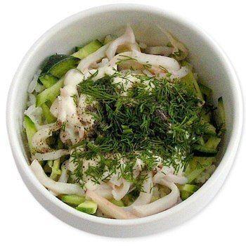 Мини-салатики. Идеально подходят в жаркую погоду. | Кулинарные Рецепты