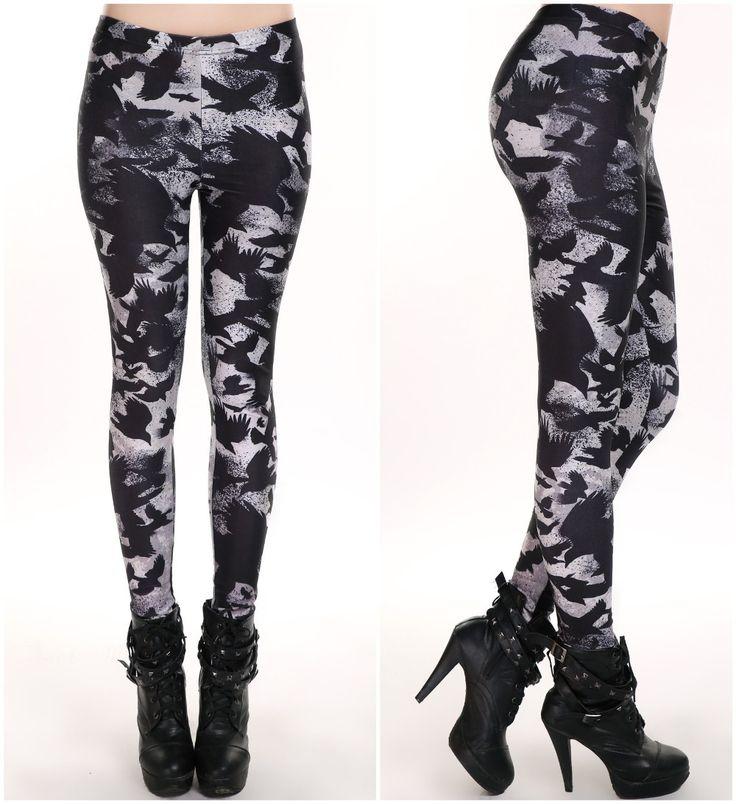 corvid leggings!