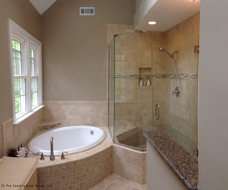 8 Best Chicago Hi Rise Bathroom Remodel Images On Pinterest Artistic Tile Bath Remodel And