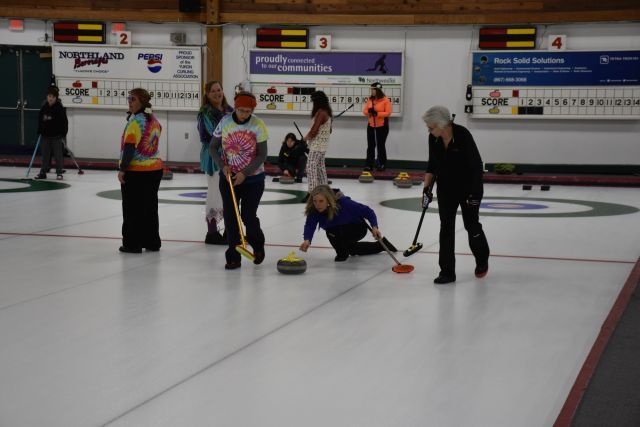 """If you want to get into curling, the Whitehorse Curling Club (WCC) is a great club that you can join.  The curling season starts in the beginning of October, but late September is the time when new curlers can register for the """"Learn To Curl""""..."""