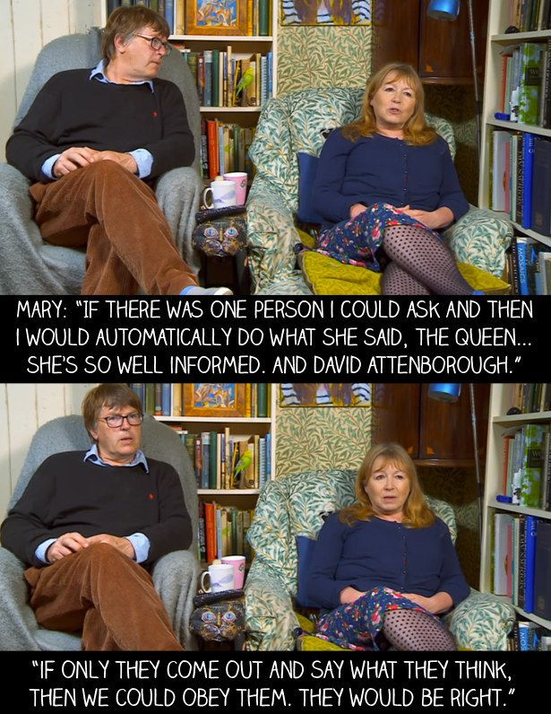 15 times gogglebox went off on one about politics the. Black Bedroom Furniture Sets. Home Design Ideas
