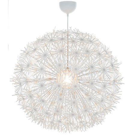 28 best lighting dandelion images on pinterest dandelions ps maskros pendant lamp ikea audiocablefo
