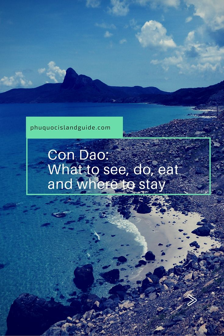 Con Dao: What to see, do eat, and where to stay on Vietnam's most mysterious island.  #vietnam #condao #island #asia