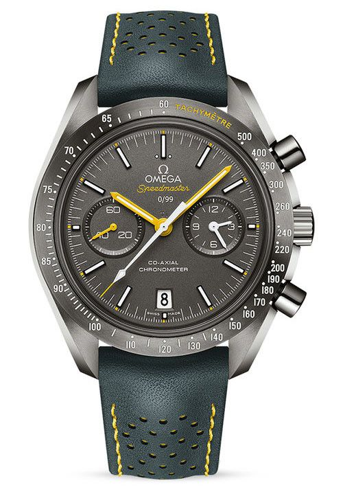 Porsche Club of America Omega Speedmaster Grey Side of the Moon