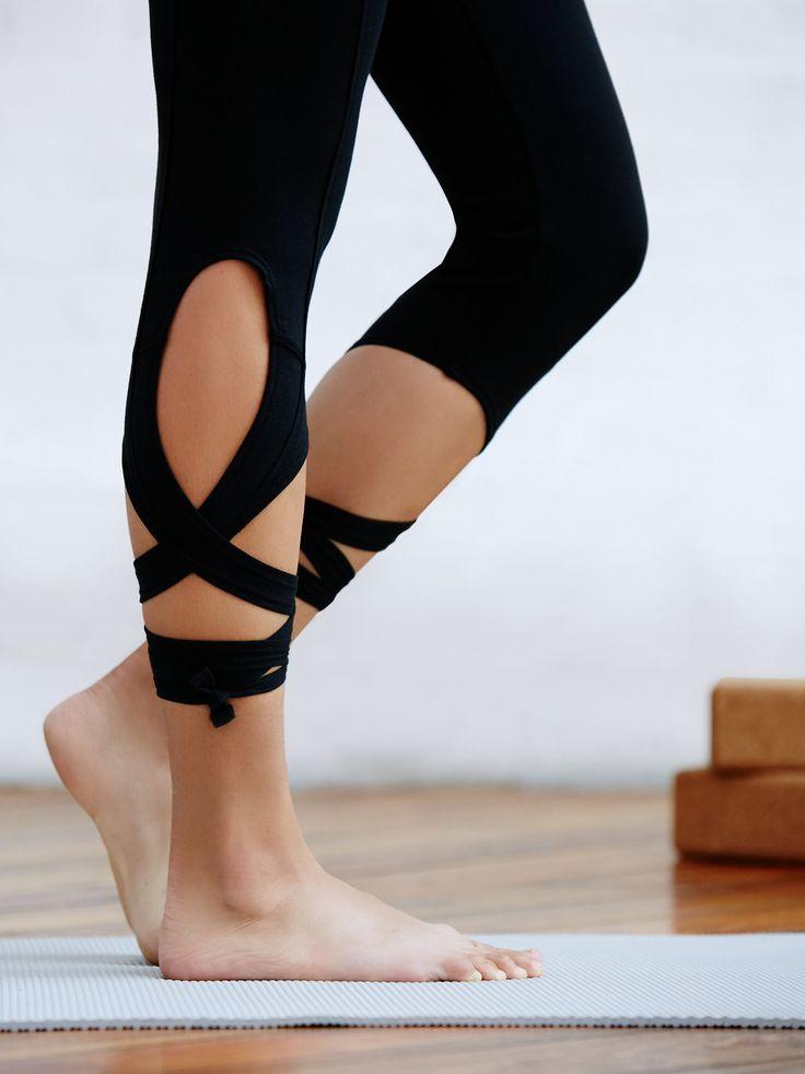 Black Leggings |  American made