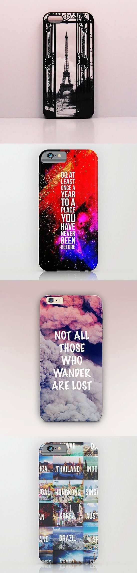 These beautiful phone cases will inspire you to travel