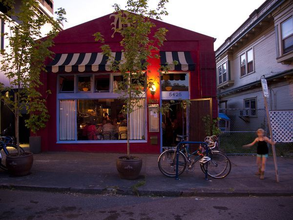 Photo: Beast restaurant northeast Portland owned chef Naomi Pomeroy