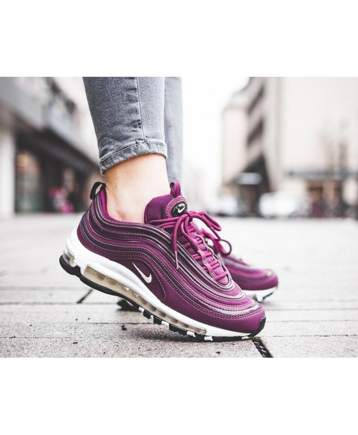 Comfortable & Fashionable Air Max 97 Premium Bordeaux Muslin