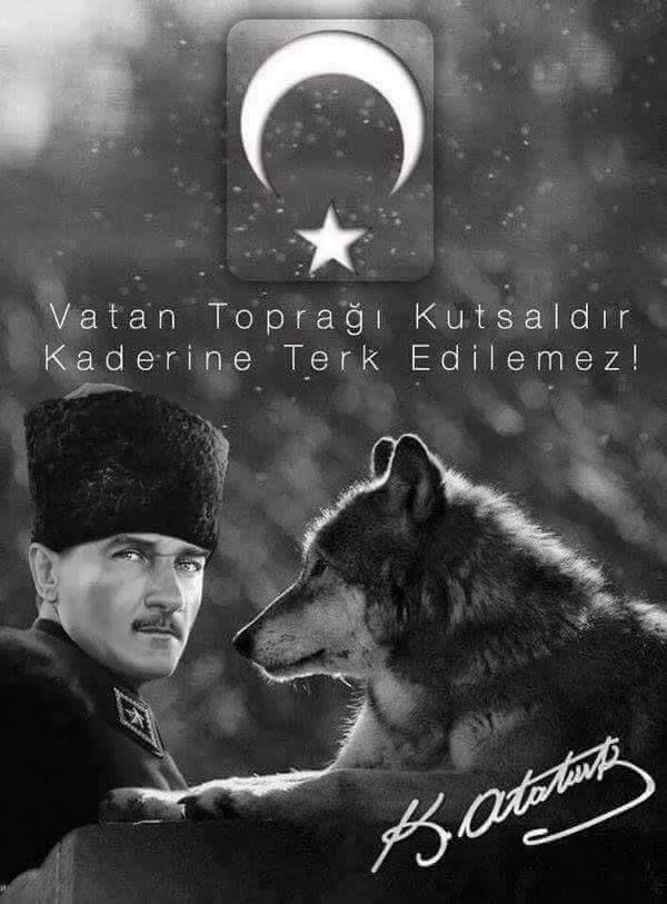 Esen olsun TÜRK BUDUNU Yetmez! Türk'e cihan yetmez; Dört yön, yedi kıta yetmez !...