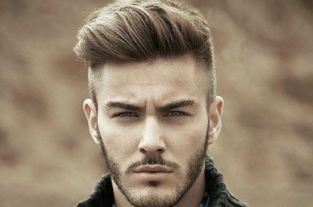 Definitely doing this haircut on my lovie since hes got the perfect rectangle face ❤️