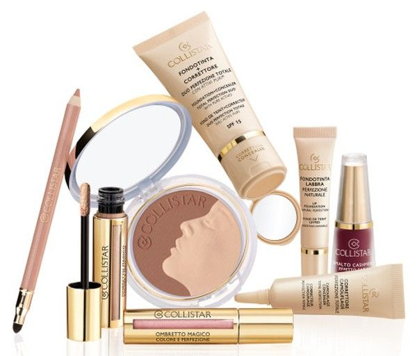 #Collistar #Nude+ #Makeup #Collection #Fall #Winter #2015