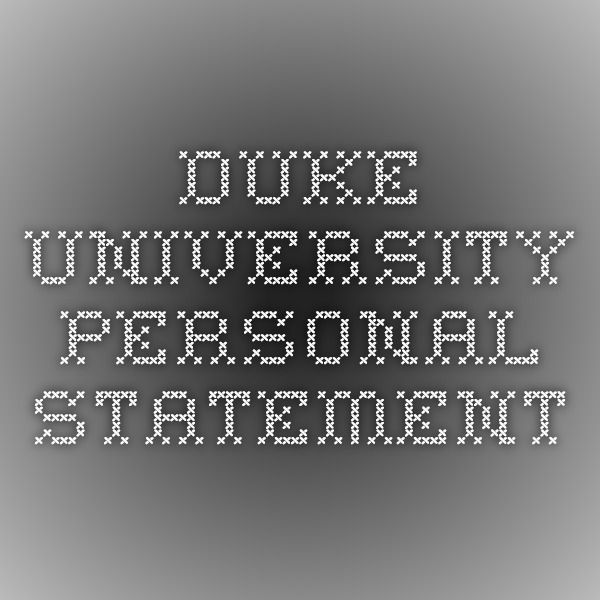 27 best images about Personal Statements\/Resumes on Pinterest - examples of personal statements for resumes