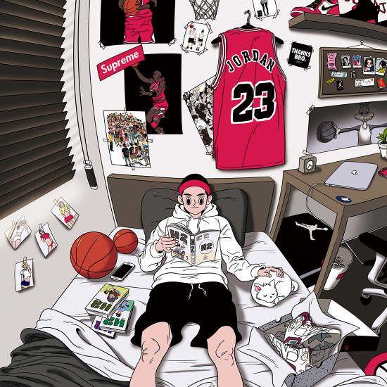 Boy's room - Kim Jungyoun