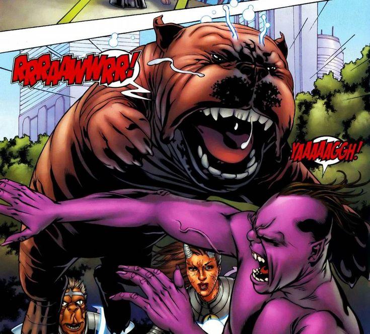 71 Best Lockjaw Images On Pinterest Marvel Comics