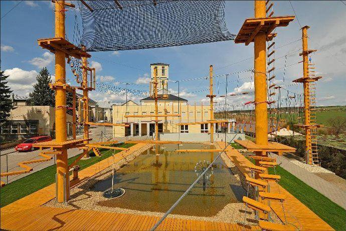 Kudy z nudy - Oslavanské Permonium – zábavní park s příběhem