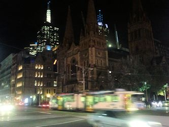 Melbourne Cathedral