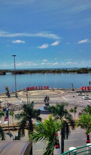 The city of Makassar, South Sulawesi
