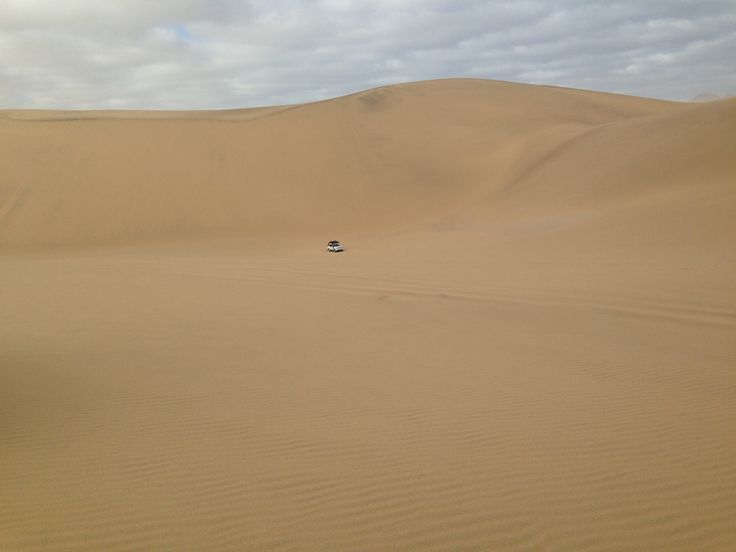 Lost in the Namib