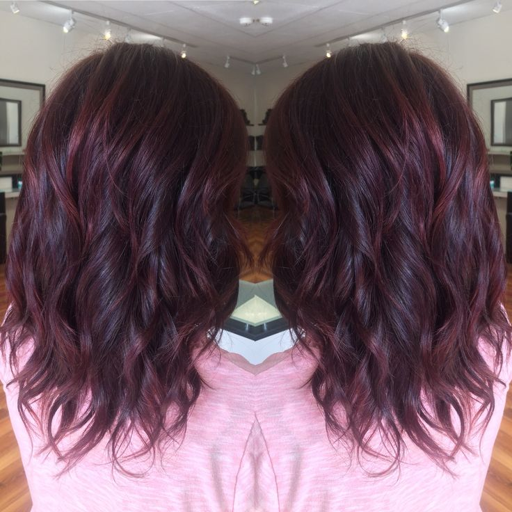 Red Violet Hair Color Wella Images Of Wella Violet Hair