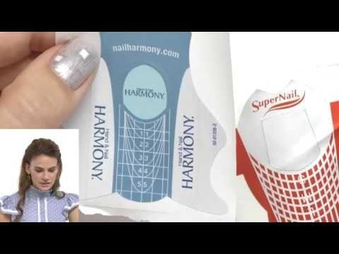 Секреты моделирования ногтей — фрагменты Онлайн-мастер класса Насти Лукша - YouTube