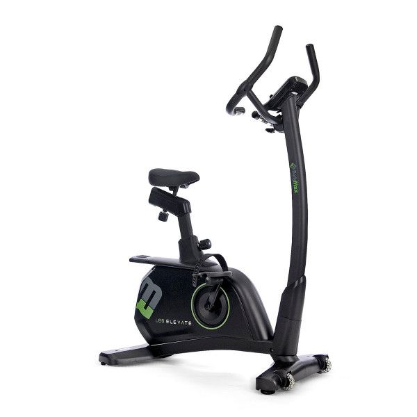 Bodymax U80 Upright Home Exercise Bike With Silent Magnetic
