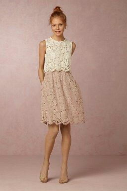Cleo Top & Lydia Lace Skirt