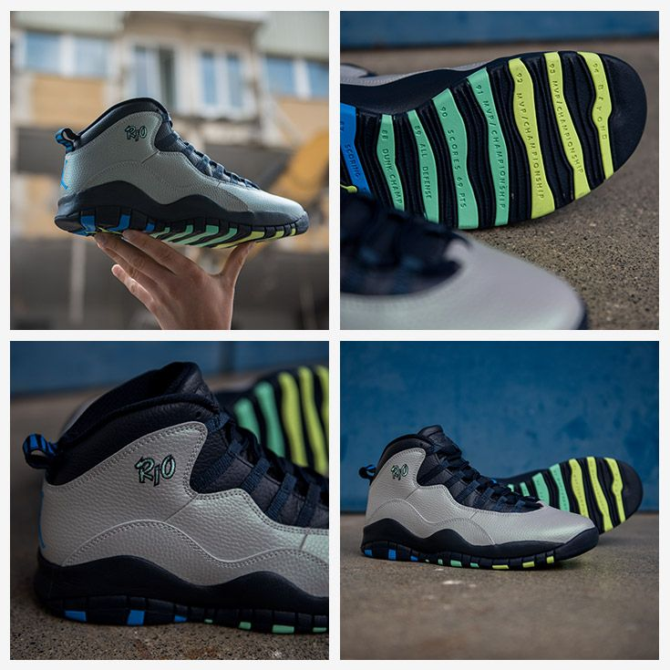 The Air Jordan 10 Retro
