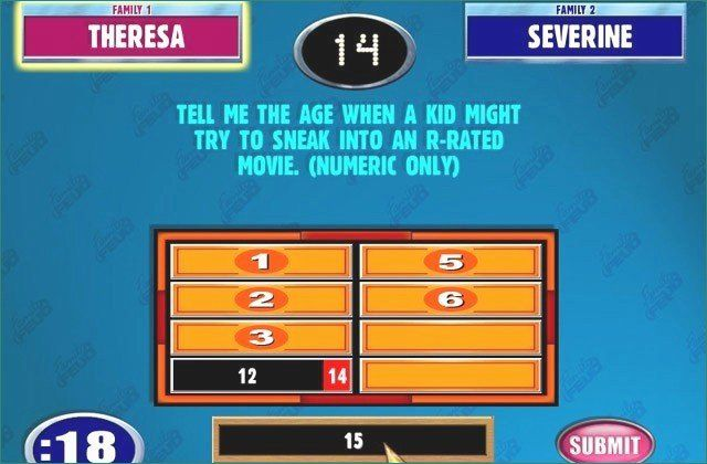 Family Feud Powerpoint Template Free Mac Is Just One Of The Greatest Themes Our Team Produced For Family Family Feud Game Powerpoint Template Free Family Feud Free family feud template
