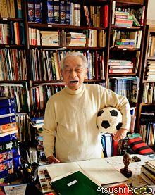 <ノンフィクション> 86歳のサッカー少年 ~最高齢記者・賀川浩の半生~