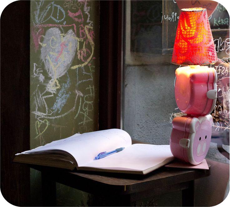 Guestbook @ Mozaik  http://www.budapestwithus.hu/blogger-kerekasztal/