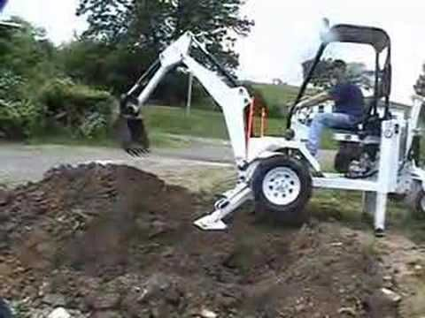17 Best Images About Towable Excavators Tooling On