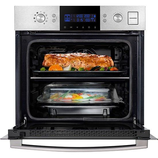 BQ1VD6T131 built-in electric oven from Samsung | Built-in electric ovens | Kitchen | PHOTO GALLERY | Ideal Home | Housetohome.co.uk