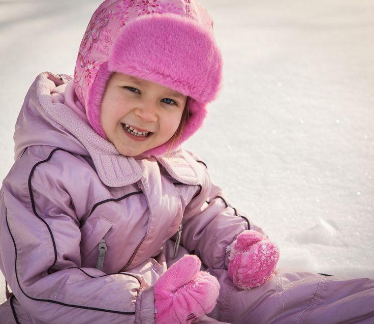 Sunny winter - my best time! Słoneczna zima - mój ulubiony czas!