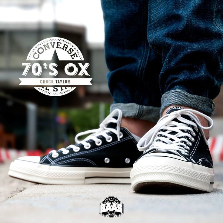 #converse #allstar #chucktaylor #70sox #chucks #sneakerbaas #baasbovenbaas  Converse Chuck Taylor 70s OX - Available online - Priced at 79,95 Euro!  For more info about your order please send an e-mail to webshop #sneakerbaas.com!