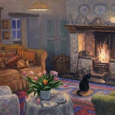 """Sunday Evening"" by Stephen Darbishire"