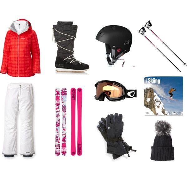 Ski outfit ( Poiana Brasov 2014 )