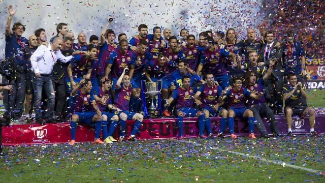 FC Barcelona have won 15 titles so far this season