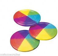 Rainbow Party Flying Disc/Frisbee