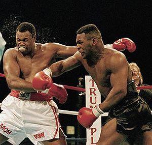 Mike Tyson vs Larry Holmes