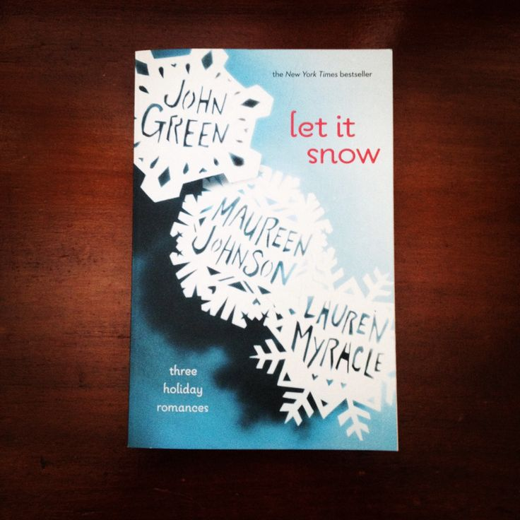 Let It Snow Book Review. Books. Book review. John Green. Maureen Johnson. Lauren Myracle.