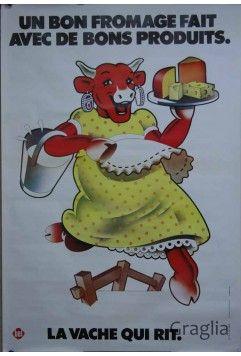 La Vache Qui Rit - The Laughing Cow