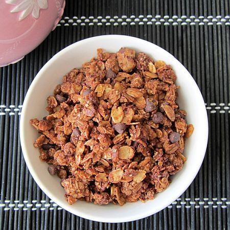 Natural New-Tella Granola | Bob's Red Mill: Granola Dairy Free, Bobs Red Mill, Nutella Granola, Healthy Granola, New Tella Granola Dairy, Mill Glutenfree