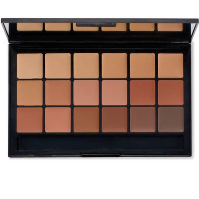 The RCMA Makeup VK Palette is the ultimate foundation palette for your kit!