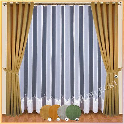 Na zdjęciu zaprezentowany został model dwustronnej tkaniny zasłonowej, która idealnie sprawdzi się w Państwa domach i mieszkaniach. Szerokość tkaniny to 140 cm.