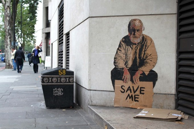 Michael Aaron Williams  #streetart