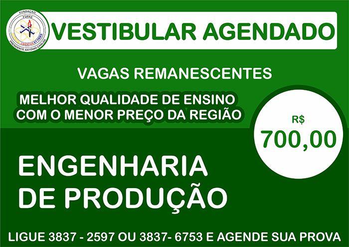 Faculdade Presidente Antônio Carlos - FUPAC