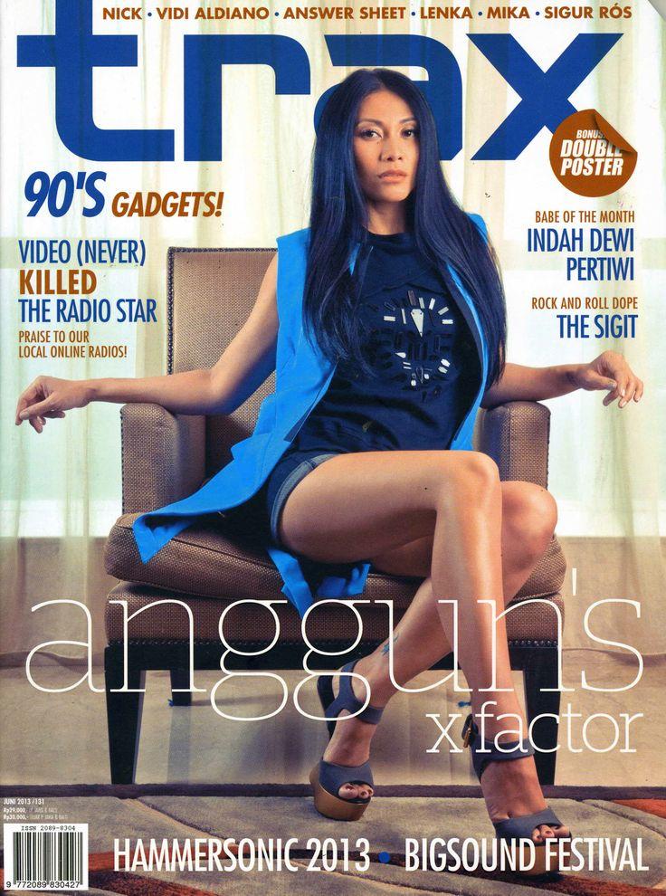 Trax Magazine - June 2013