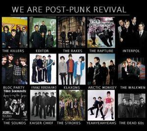 #post #punk #revival #alternative #rock #music #bands